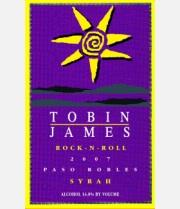 2007 Tobin James Rock-N-Roll Syrah