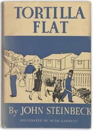 John Steinbeck Tortilla Flat