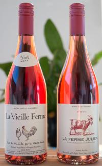 2011 La Vieille Ferme Rosé & 2011 La Ferme Julien Rosé